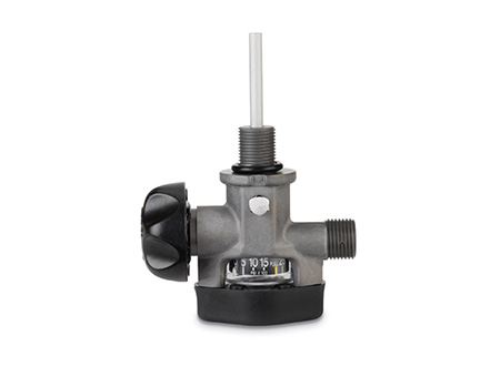 SCBA Life Support Aluminum Valves